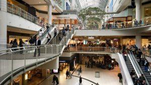 Shopping centers, uma verdadeira aula de marketing (ou não). Imagem meramente ilustrativa
